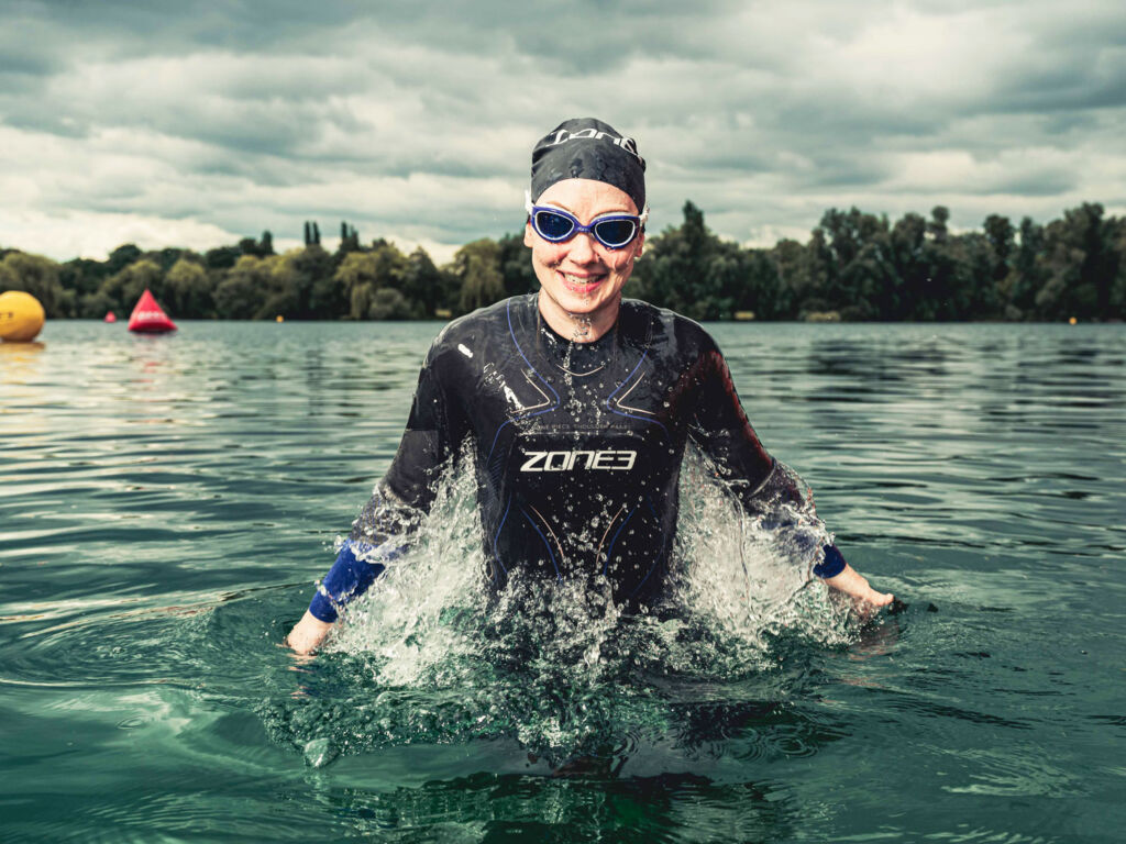 Thrill of Open Water Swimming with Olympian Keri-Anne Payne