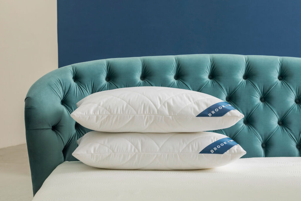 Brook + Wilde Everdene Cooling pillow