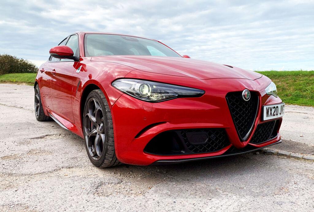 2020 Alfa Romeo Giulia Quadrifoglio Review - Extraordinary & Understated