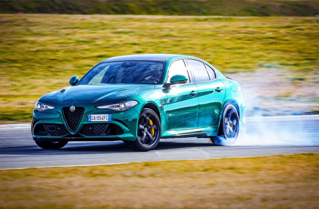 The Alfa Romeo Giulia Quadrifoglio is an Understated Supercar