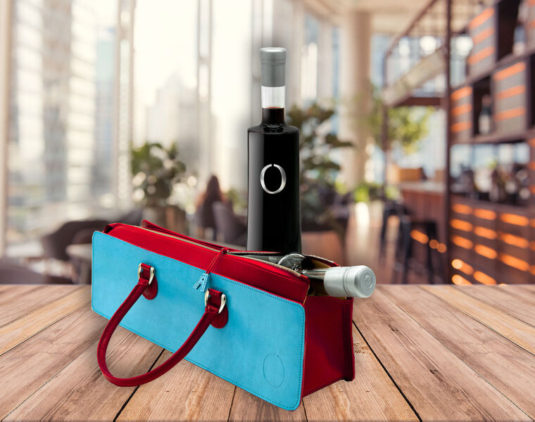 Atomos Wine is a Luxury from the First Look to the Last Drop