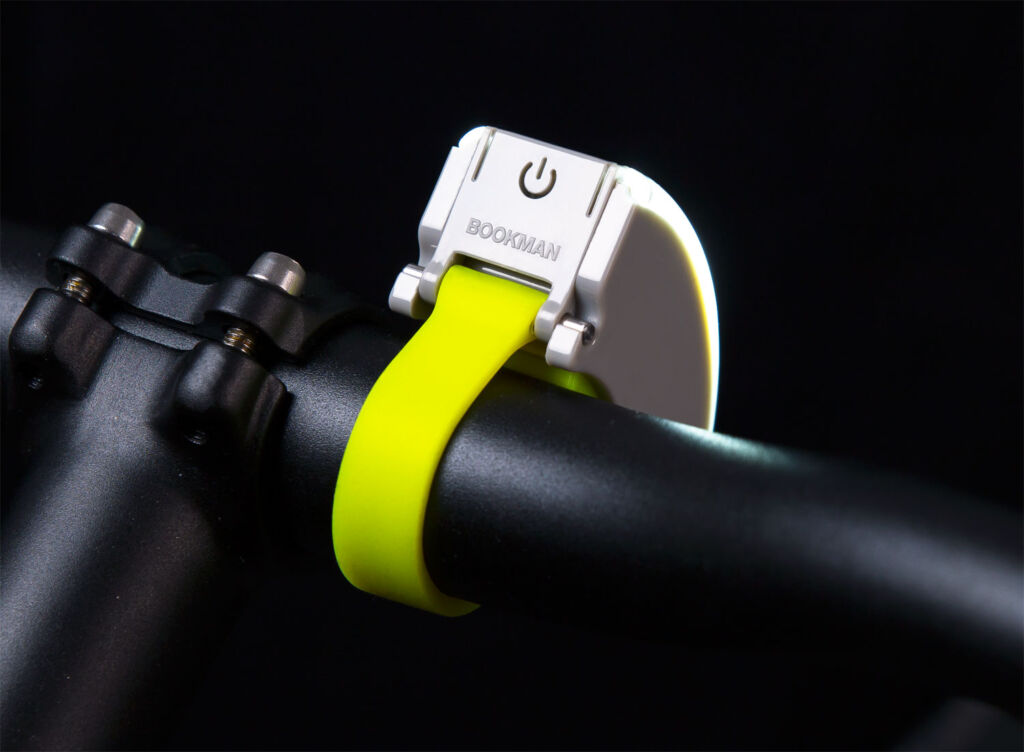 The Bookman Curve Bike Light: Safety Meets Scandi Minimalism 3