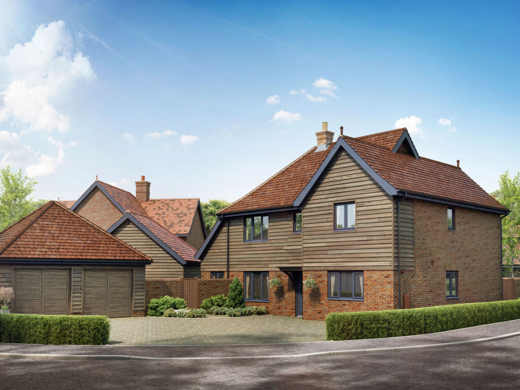 One of the house styles at Radstone Gate