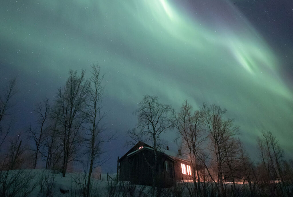 An Authentic Sami Experience is the Ideal Way to Switch Off from the World