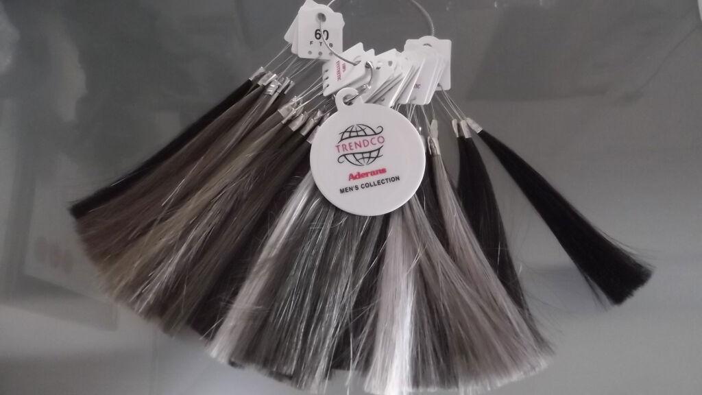 Hair transplant colours for men