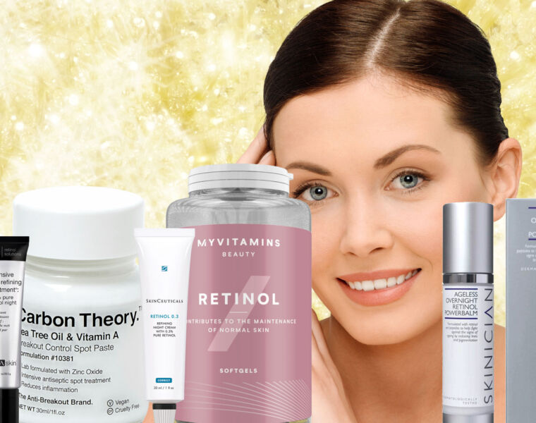 How retinol products can help fight Covid-face
