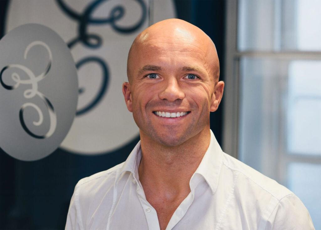 Hugh Wade-Jones, Managing Director of Enness Global Mortgages