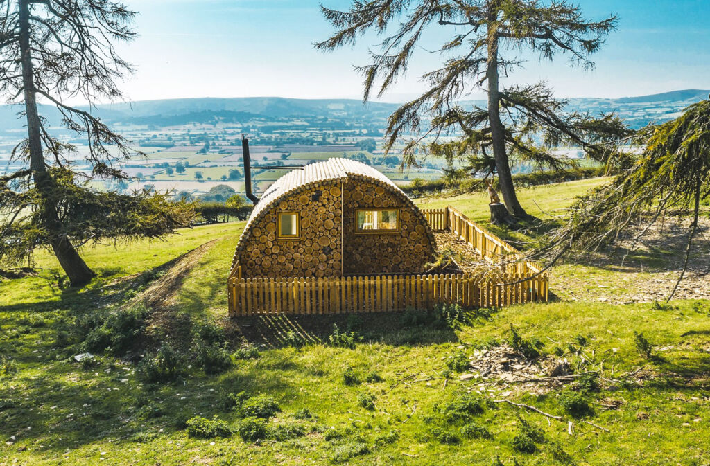 Keep 'Hush Hush', and We'll Tell You Where to go Glamping in Wales