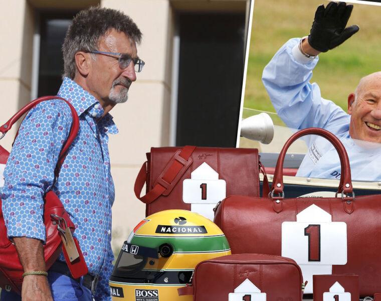 The story of Jordan Bespoke leather luggage