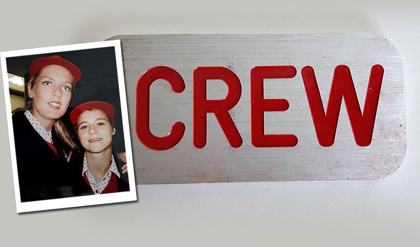 Marie Nancarrow was part of Lauda Air's cabin crew