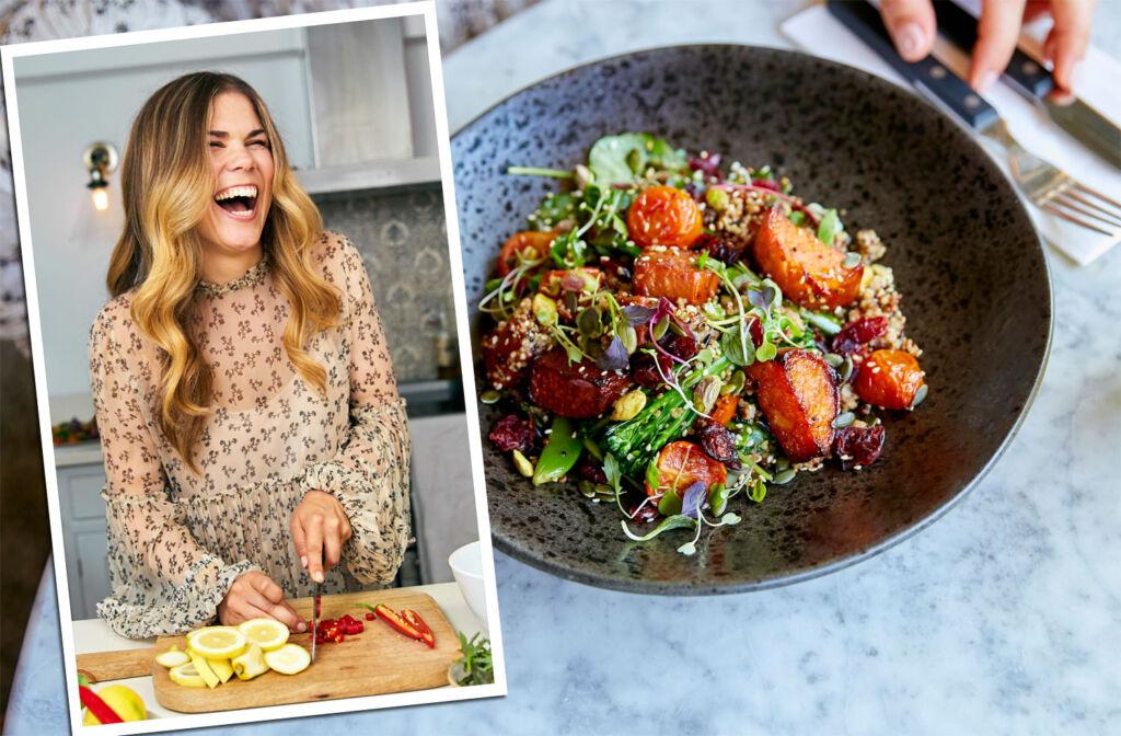 Bill's Restaurant & Madeleine Shaw to Make World Vegetarian Day Extra Tasty