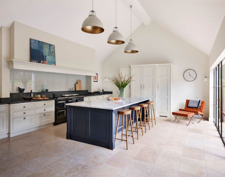 Martin Moore Design Delivers a Masterclass in Kitchen Simplicity