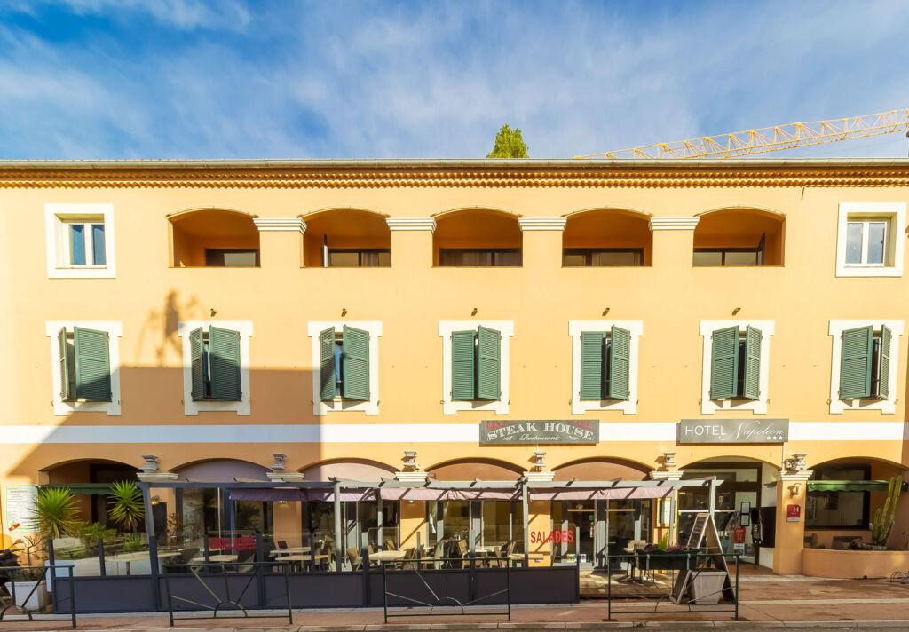 Hôtel Napoleon in La Turbie Monaco