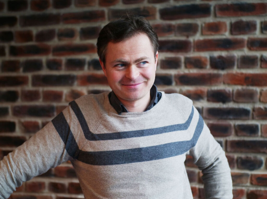 Rutger Bruining, Founder and CEO of StoryTerrace