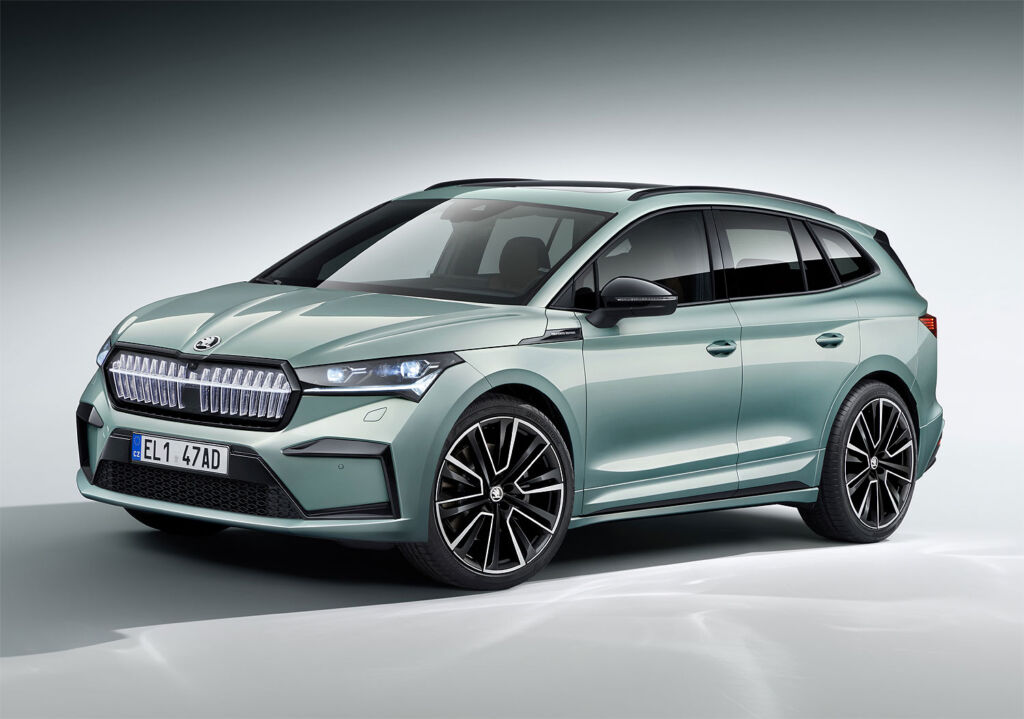Will the Skoda Enyaq iV 'Spark' The Interest of the Buying Public?