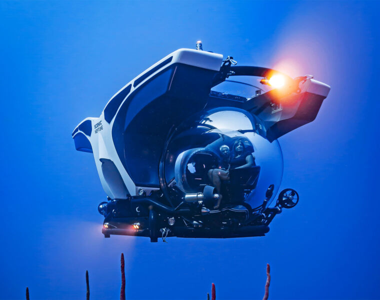 Put a Submarine Dive to a Shipwreck on Your 2021 Travel Bucket List 2