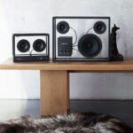 The New Transparent Matte Black Speakers are Clearly Stylish