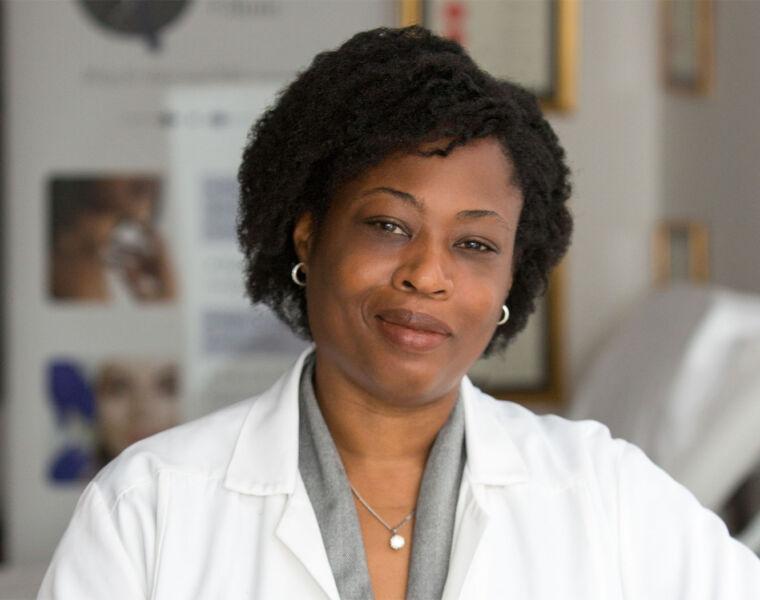 Trichologist Dr Ingrid Wilson