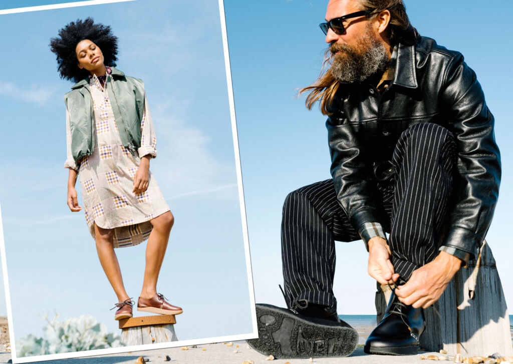Yogi Footwear Collaborates with YMC for New AW20 Collection