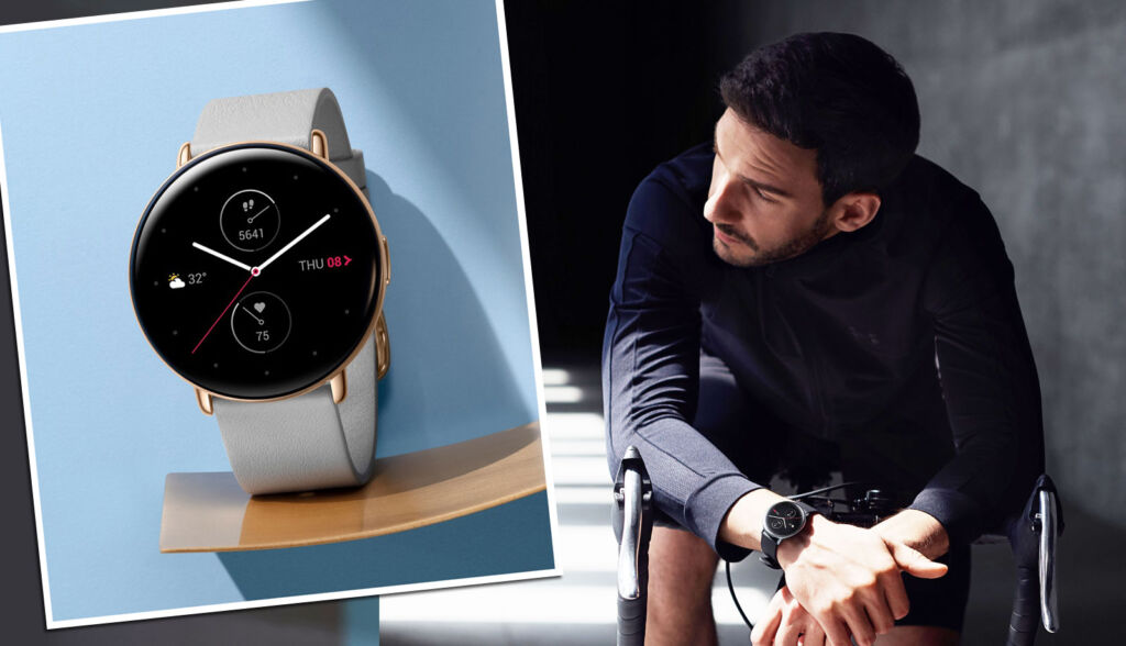 The 2020 Zepp E Smartwatch is put on test