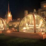 Former Royal Residence Ashridge House Introduces Festive Dining Experience