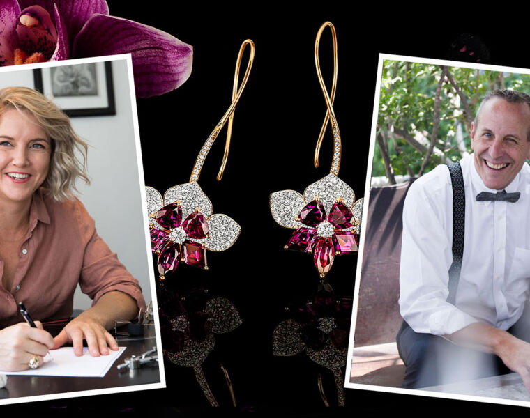 Bill Bensley & Kate McCoy's Nature Treasury Jewellery Collection