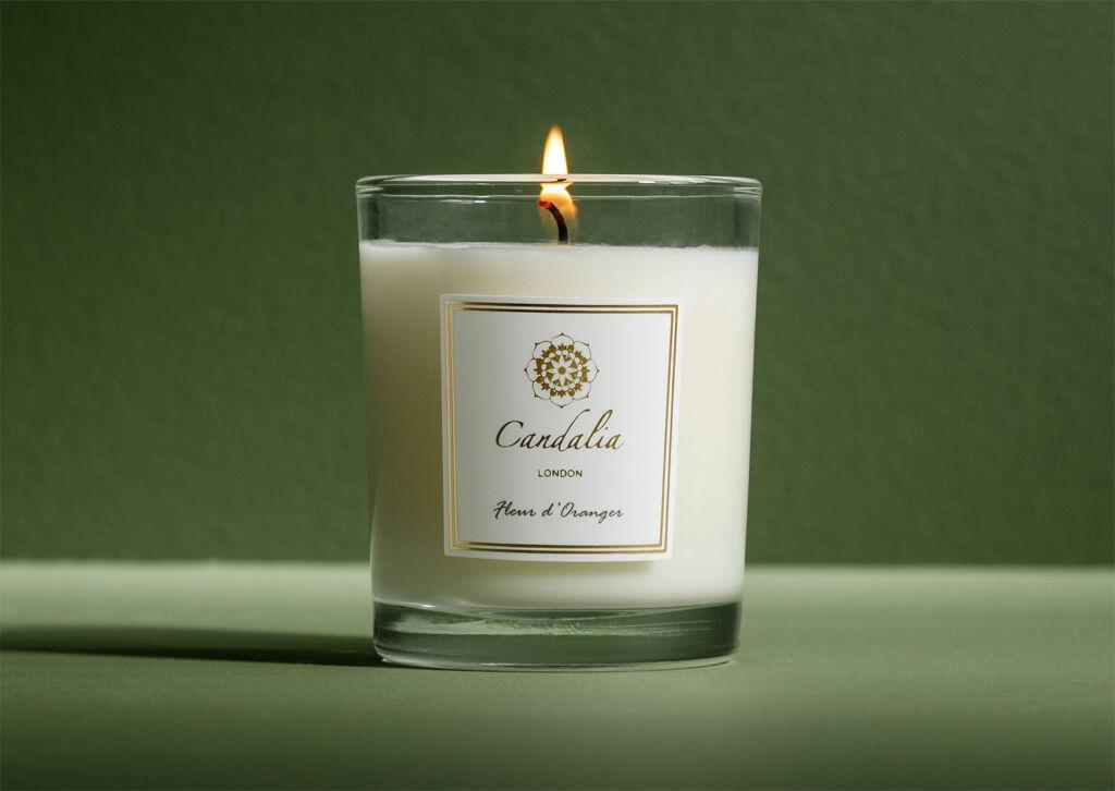 Candalia London fleur d'Oranges candle