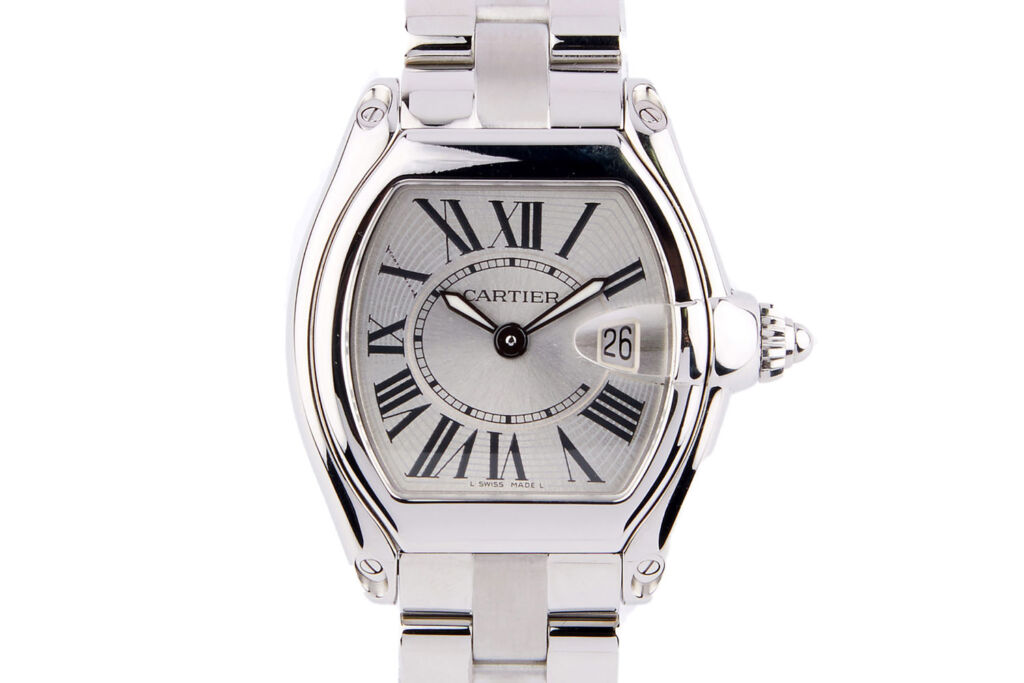 The unisex 2007 Cartier Roadster