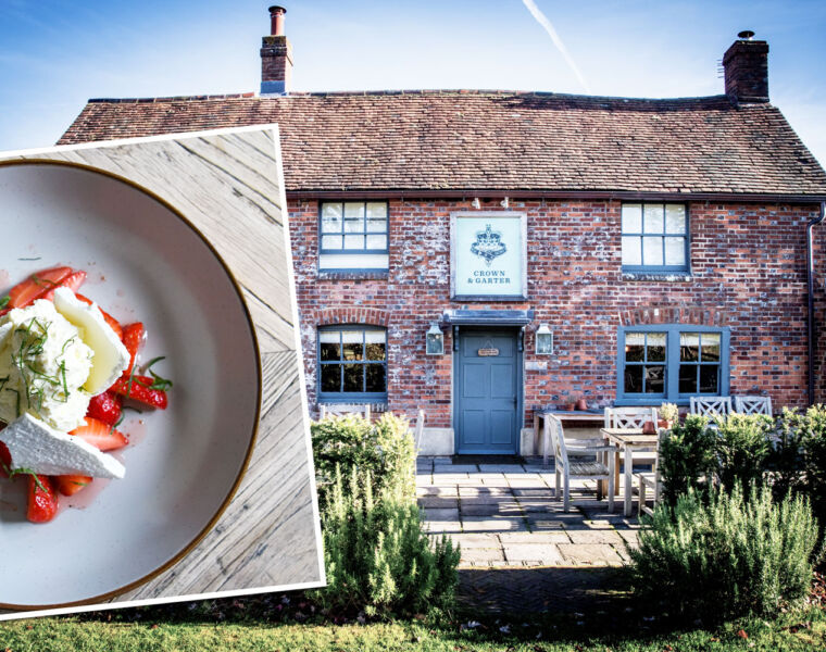 Inkpen's Crown & Garter Offers Far More than Your Traditional English Inn