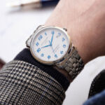 Emile Chouriet's Lac Lèman Chronometer is a Piece with Timeless Elegance