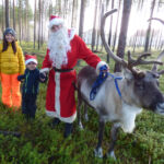 Spend Some Quality Time with Santa Claus this Christmas in Swedish Lapland