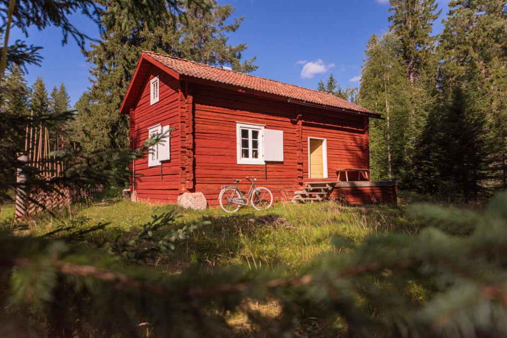 The Vallen Remote Hotel in Hälsingland