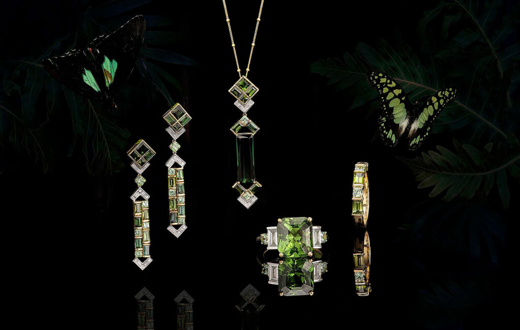 Nature's Treasury Bamboo Collection-