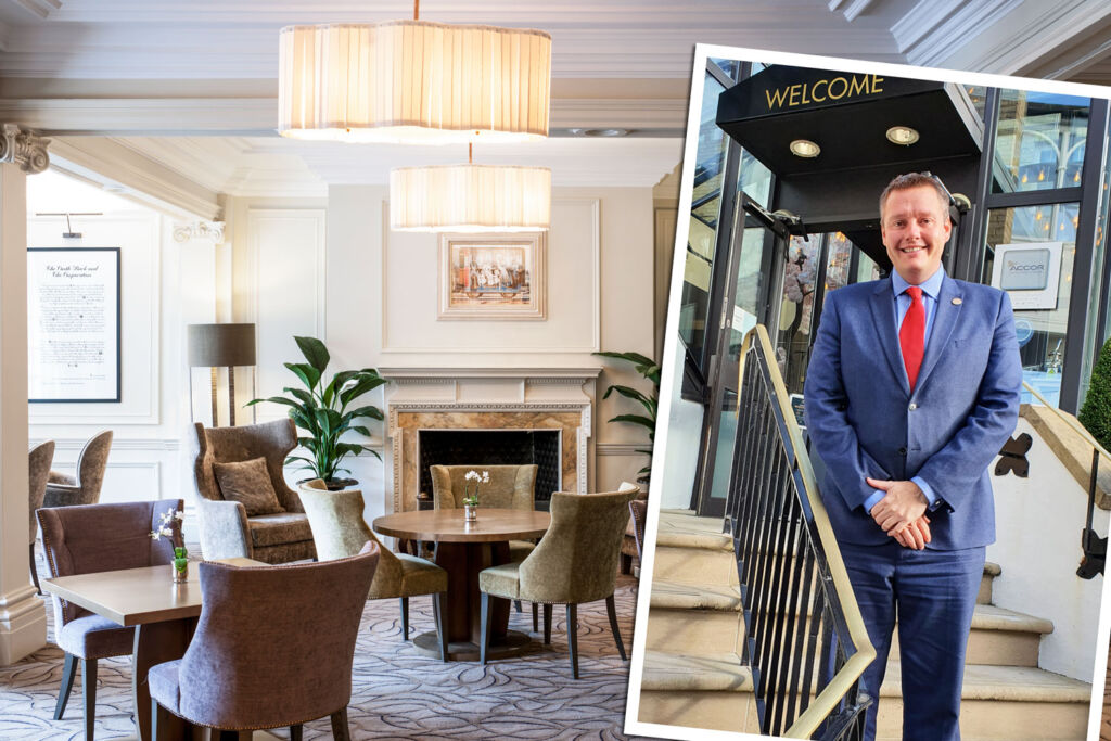 In Conversation With Sam Goss, GM of Castle Hotel Windsor - MGallery 3