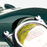 D-Type Jaguar Racer Becomes Automotive Art With Limited Edition Clock