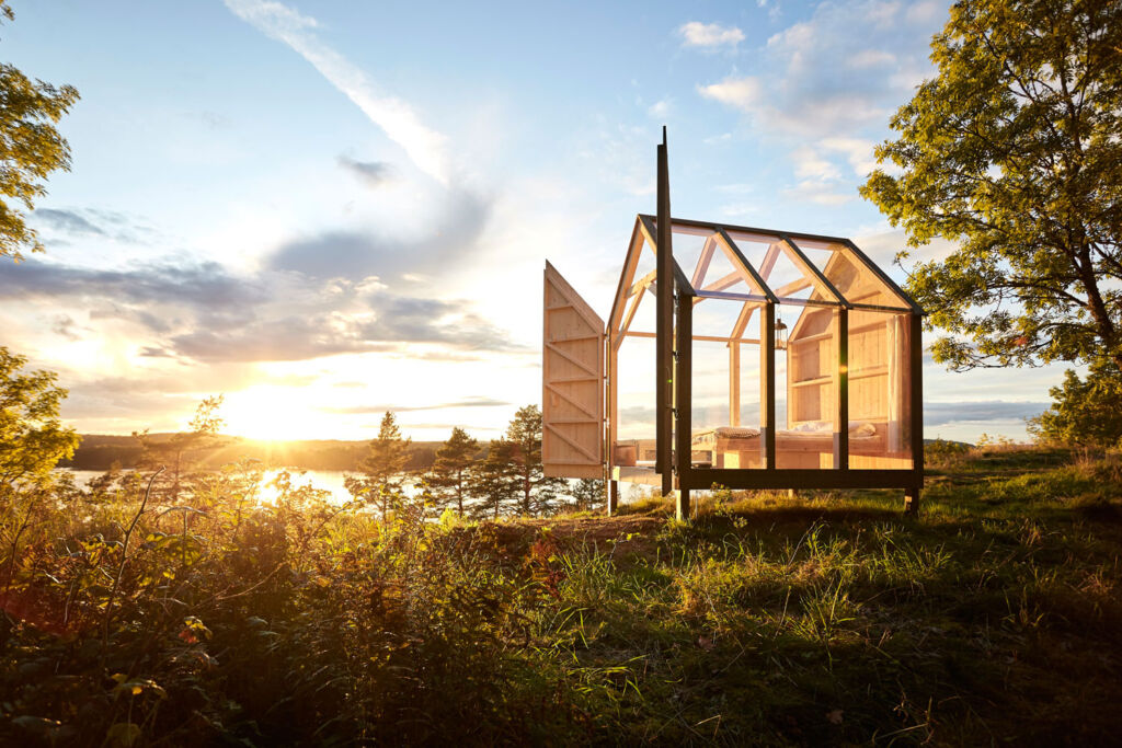 The 72-hour cabin study in Sweden