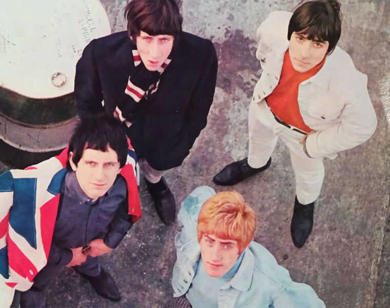 First Copy of The Who's 1965 My Generation Album Sells for £11,000