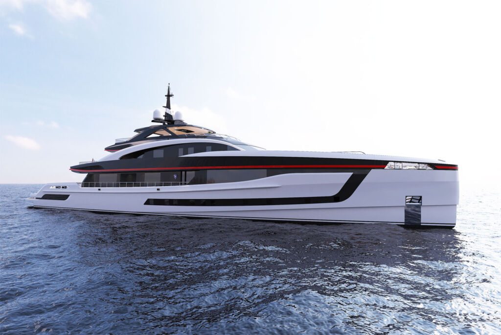 Heesen Yachts Starts Construction Of 59-Metre Project SkyFall