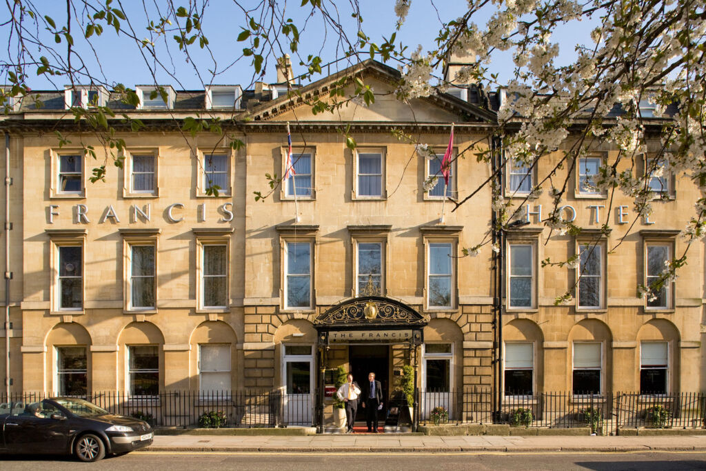 Head To The Francis Hotel Bath – MGallery For A Historical Break