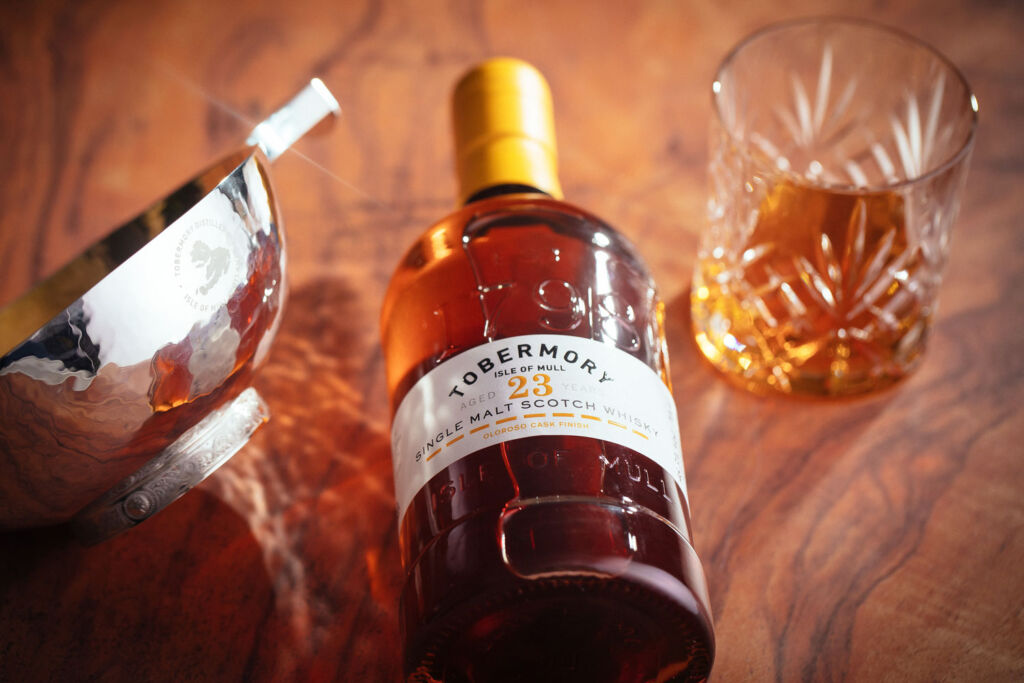 Isle Of Mull's Tobermory Distillery Unveils 23-Year-Old Single Malt Whisky