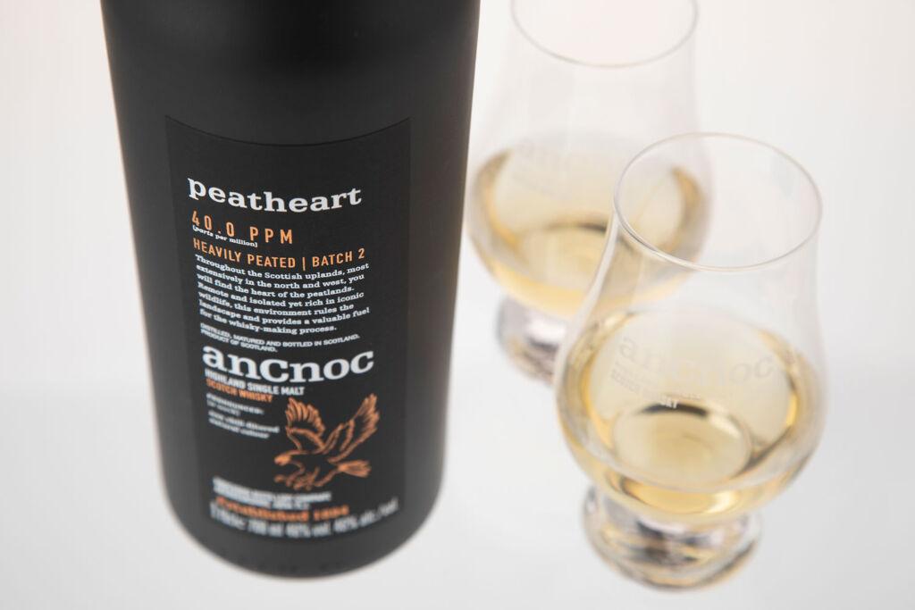 anCnoc Unveils their Peatheart Batch 2 Single Malt Whisky