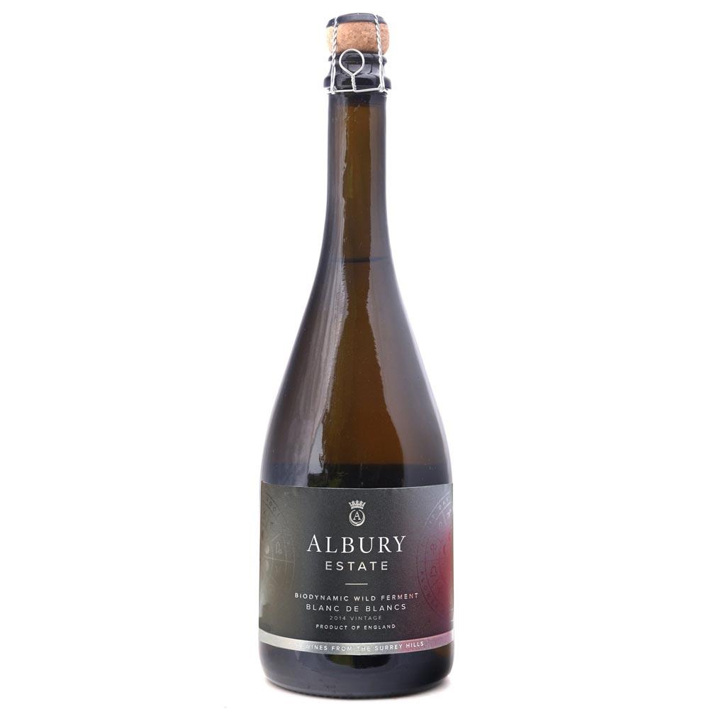 Albury Estate, Blanc de Blancs, Biodynamic, Wild Ferment 2015