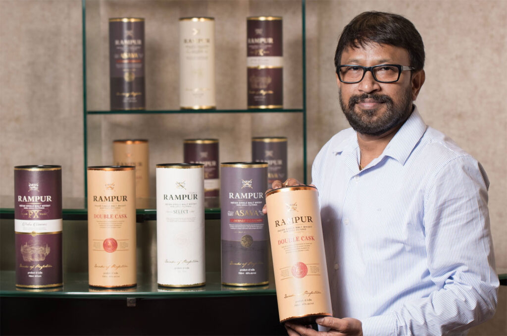 Shining The Light On Indian Single Malt Whisky With Rampur