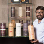 Anup Barik Master Distiller at Rampur