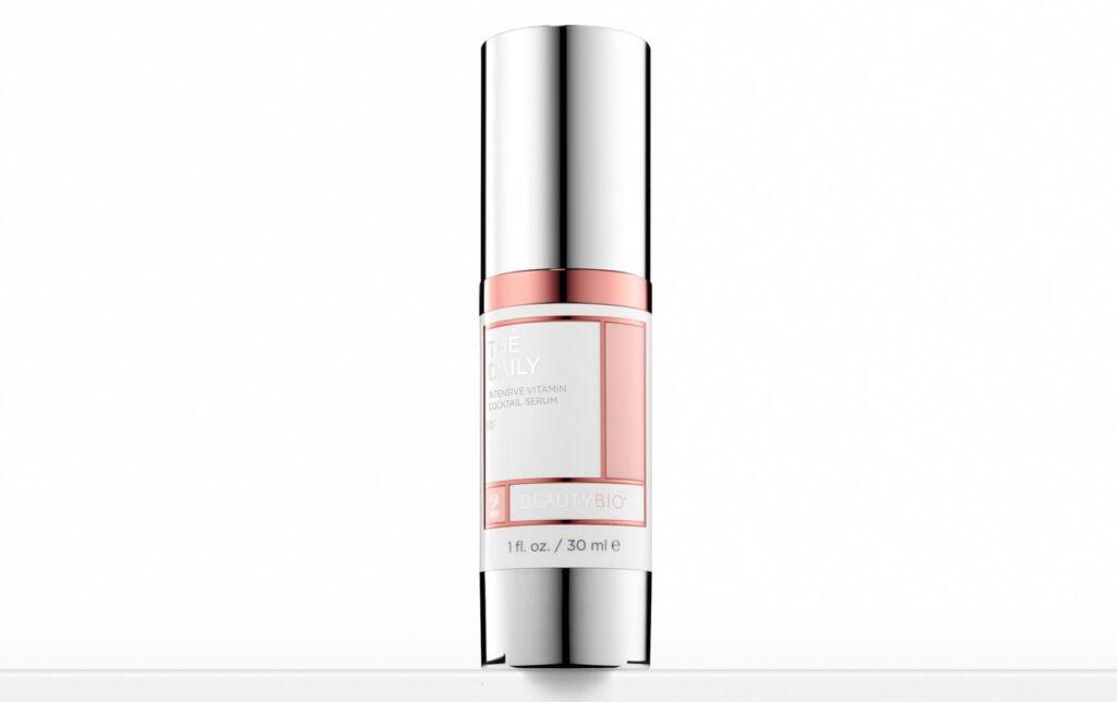 BeautyBio's antioxidant-rich The Daily Serum