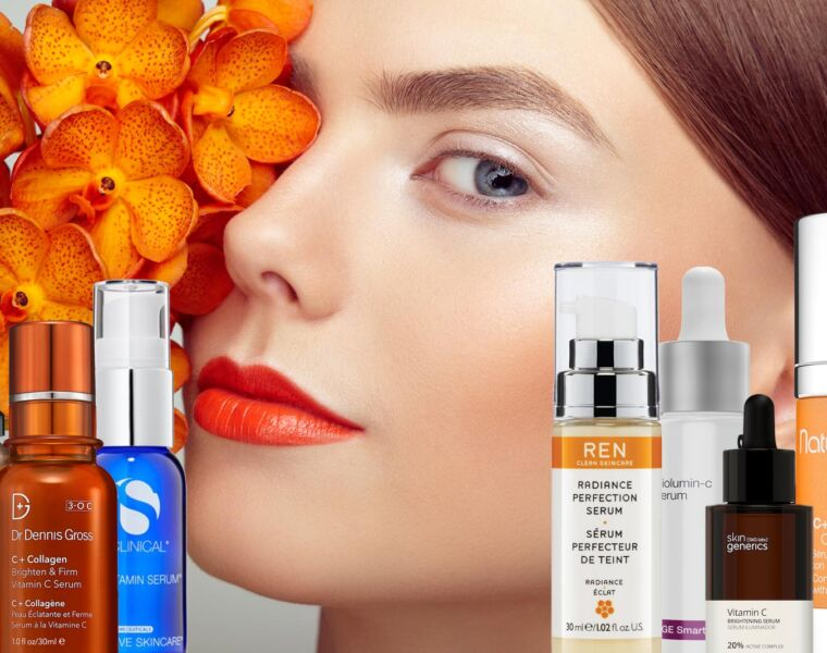 Best Vitamin C Serums: The Most Googled Skincare Ingredient of 2020