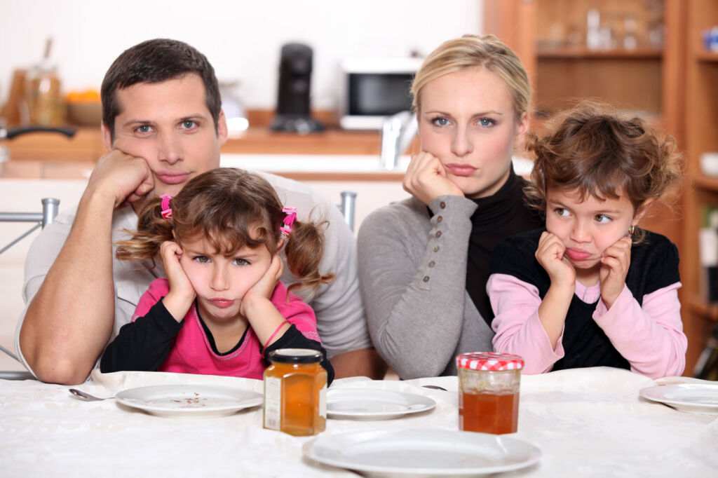 Parents trying to decide if ther children should be vaccinated