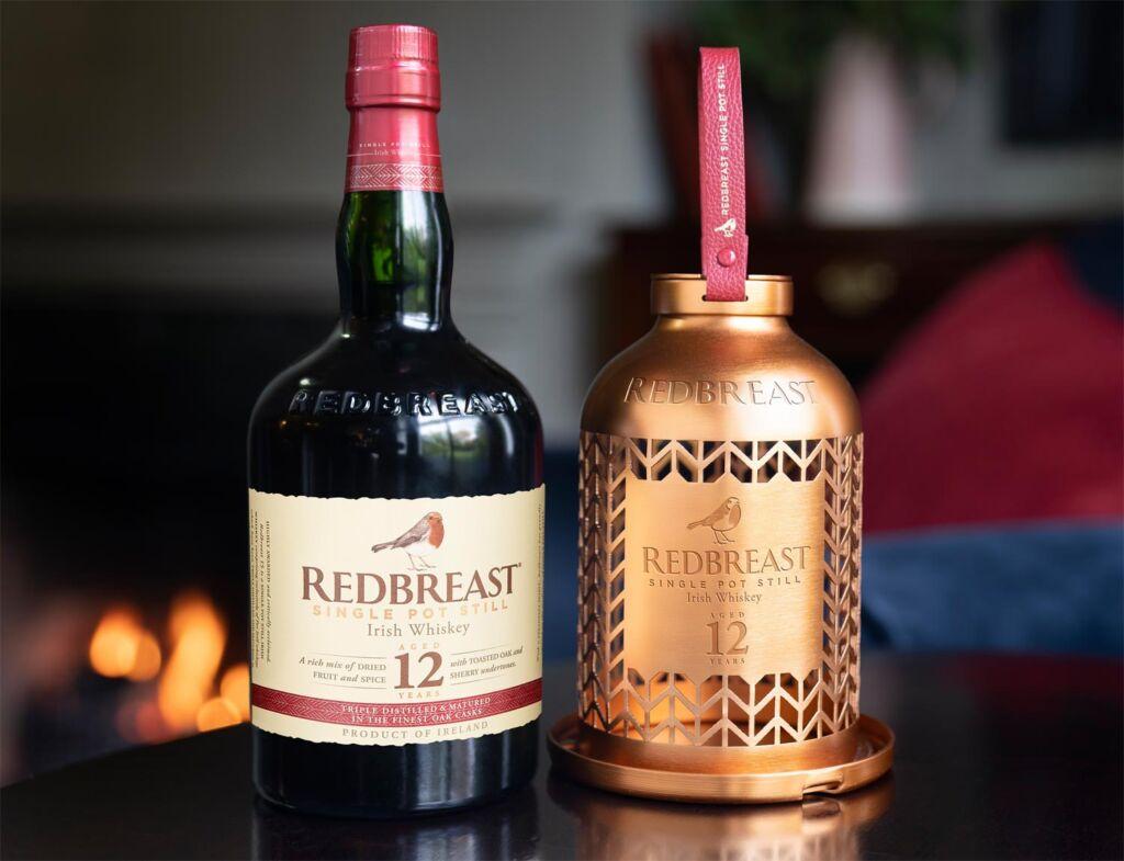 Redbreast Whiskey & BirdLife International Limited Edition Bird Feeder Bottle