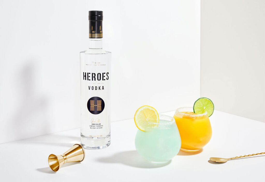 Heroes Vodka Born From Adversity Now Delivering Many Benefits