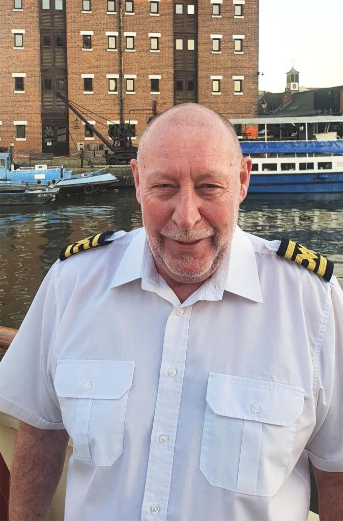 Captain Steven Whitby